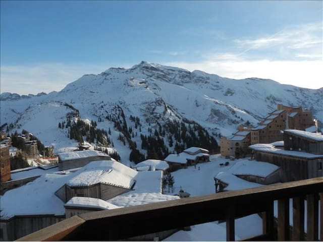 Studio flat next to the slopes - Morzine