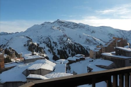 Studio flat next to the slopes - Morzine - Pis