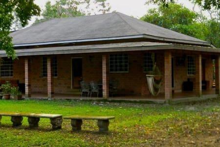 La cabaña de tus sueños en River Park