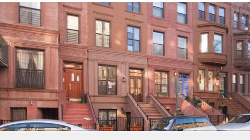 Gorgeous 19th Century Townhome with all the comforts of modern day luxury living.