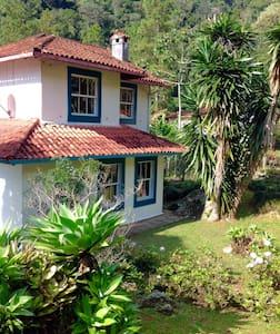Stylish Mountain Cottage - Teresópolis - House