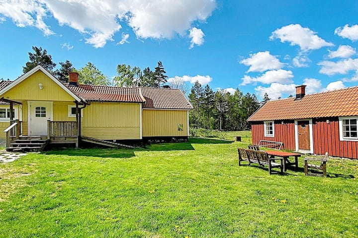 8 person holiday home in BERGKVARA