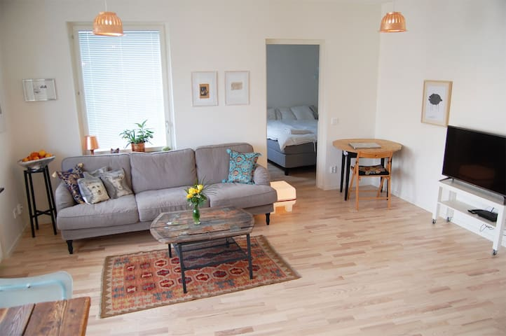 Central new flat, perfect for couples! - Stockholm - Apartment