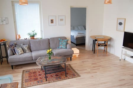 Central new flat, perfect for couples! - Stockholm - Wohnung