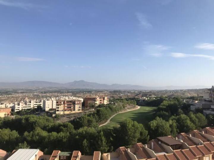 Oasis en Murcia