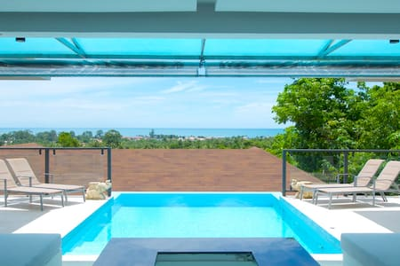 Jasmine 2 Bedrooms Sea View Villa - Ko Samui