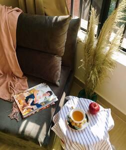 每天被温暖阳光唤醒的浪漫小屋 - Zhongshan