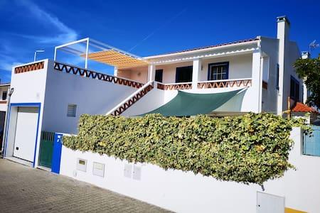 Beach House_Alentejo Coast_Lagoa St André_1stFloor