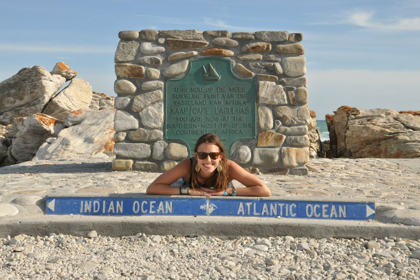 Southern Most Point in Africa