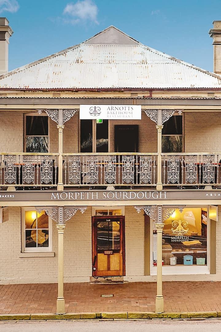 Location  @ Historic Arnott Bakehouse