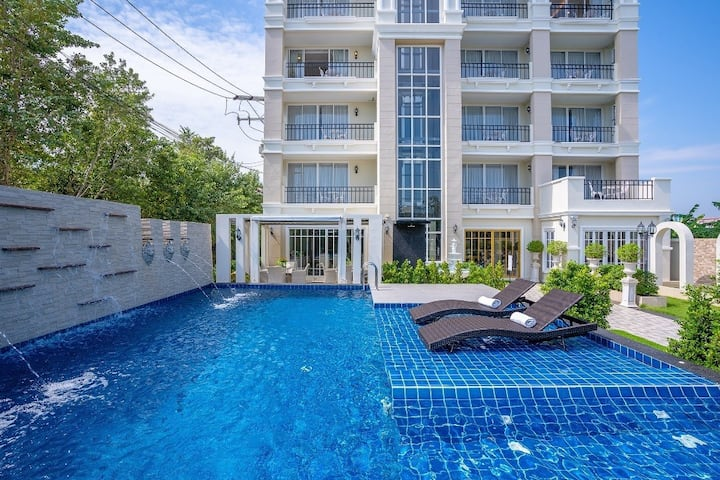 Art De Sea Hua Hin(SuperiorBalcony&Deluxe Seaview)