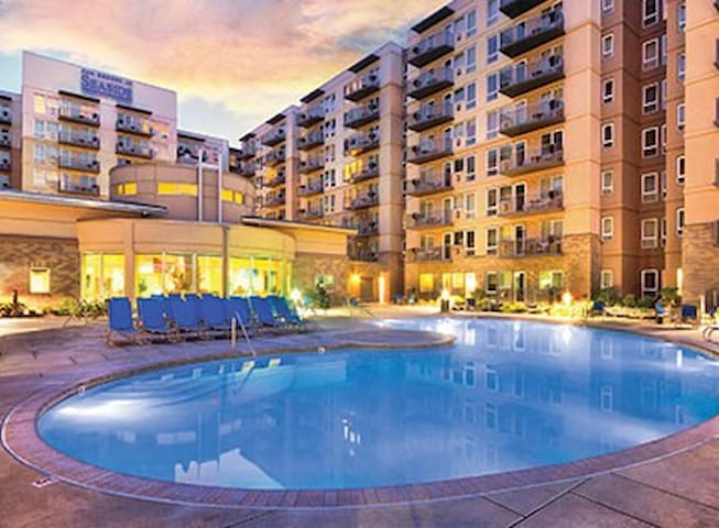 Luxury Beachfront Resort at Seaside by Wyndham 3BD