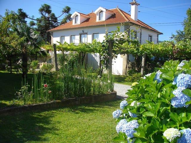 4 Chambres Relax ds une villa cosy et tout confort - Geraz do Lima (Santa Maria) - 別墅