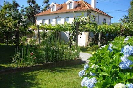 4 Chambres Relax ds une villa cosy et tout confort - Geraz do Lima (Santa Maria) - Huvila