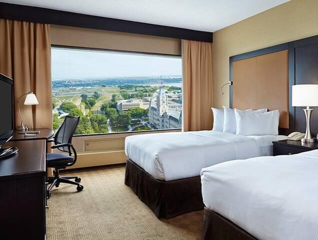 Quebec City Times Hotel room - Ville de Québec - Loft