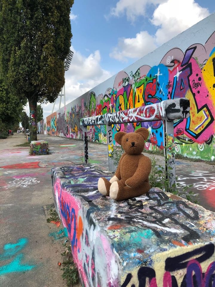 Hidden Berlin Wall