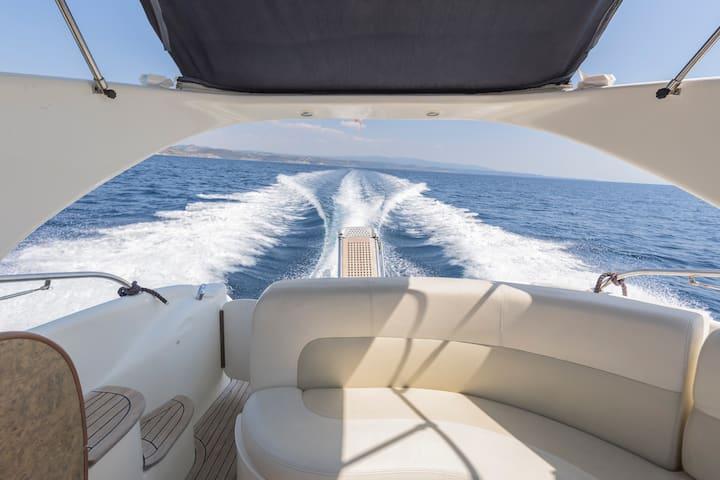 Fantastica barca a motore