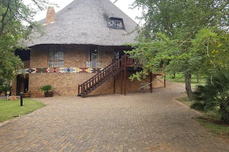 Large Family Rondavel - Self Catering