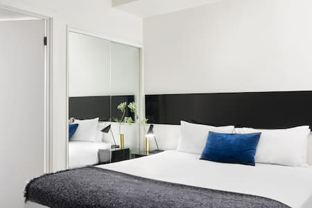 South Yarra 14 night - One Bedroom Apartment