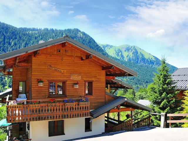 Holiday apartment in Chatel - CHL403