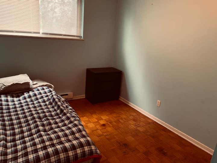 Cozy simple room