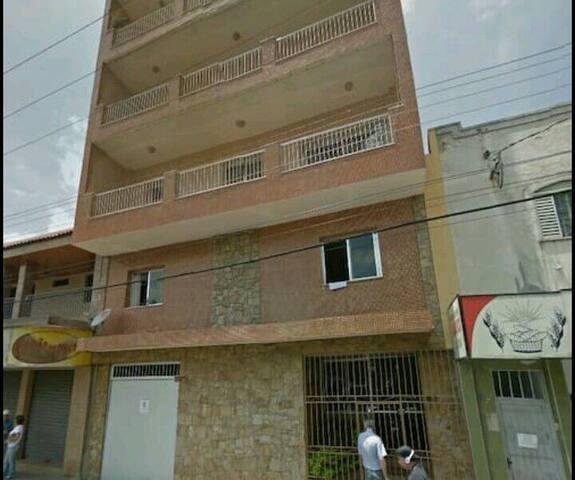 APARTAMENTO NO CENTRO - São Lourenço - Apartment