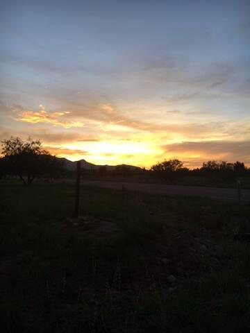 The Sierra Vista Sunsetter