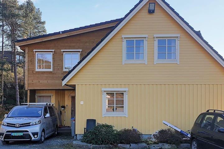 5 Personen Ferienhaus in Eikelandsosen