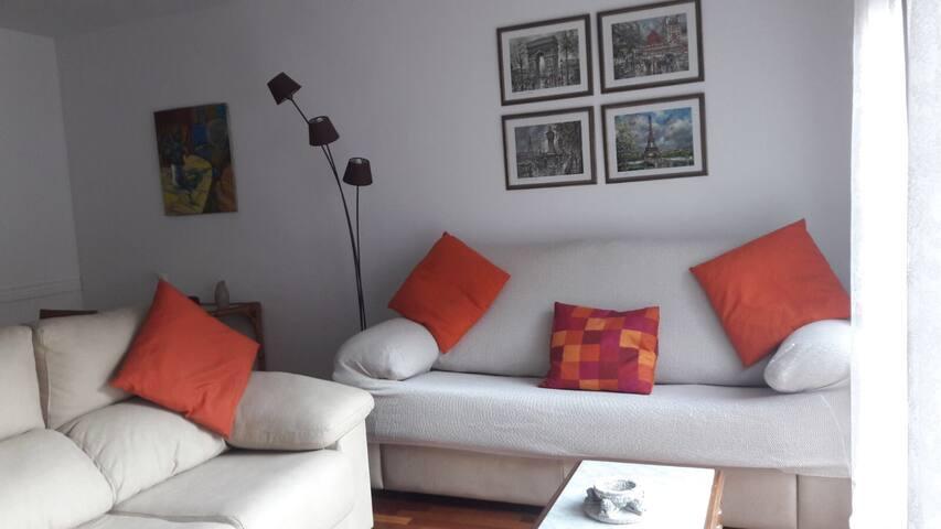 Apartamento montaña
