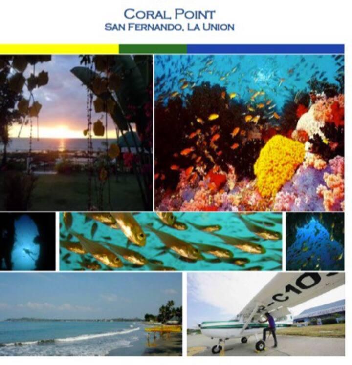 Coral Point Sanctuary (San Fernando, La Union)