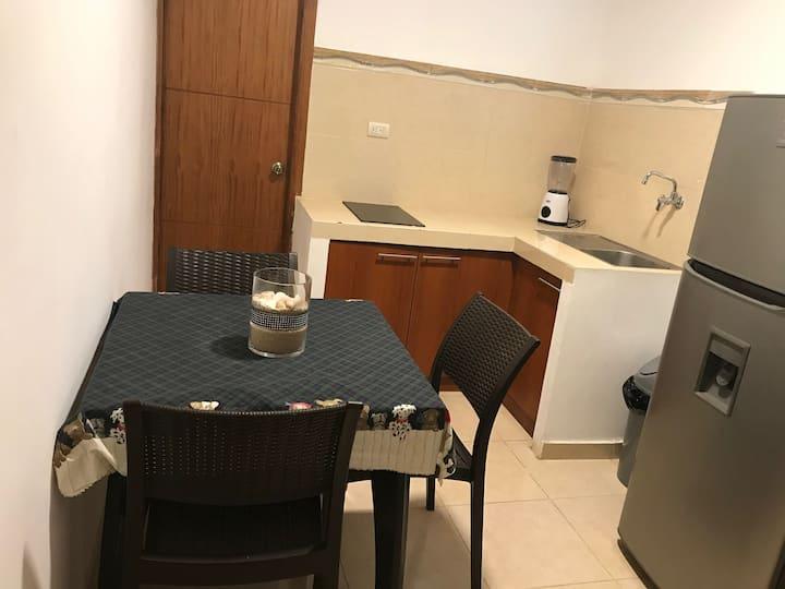 Apartamentos amoblados en Puerto López