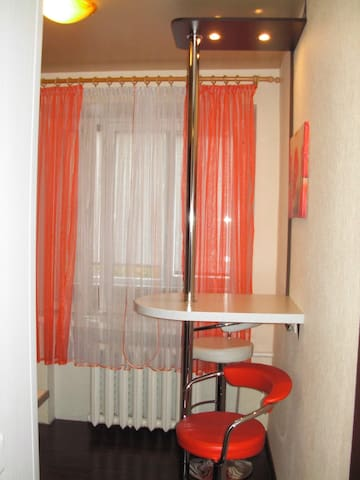Kangelaste city center apartment near Astri