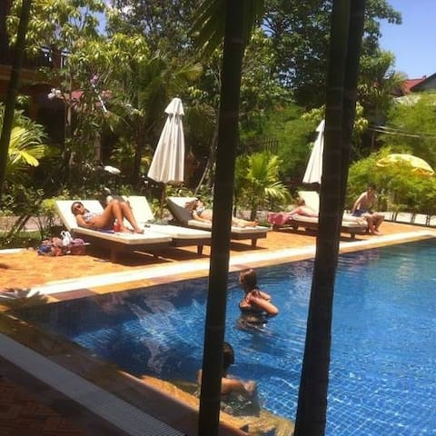 Jasmine family Hostel - Krong Siem Reap - Bed & Breakfast