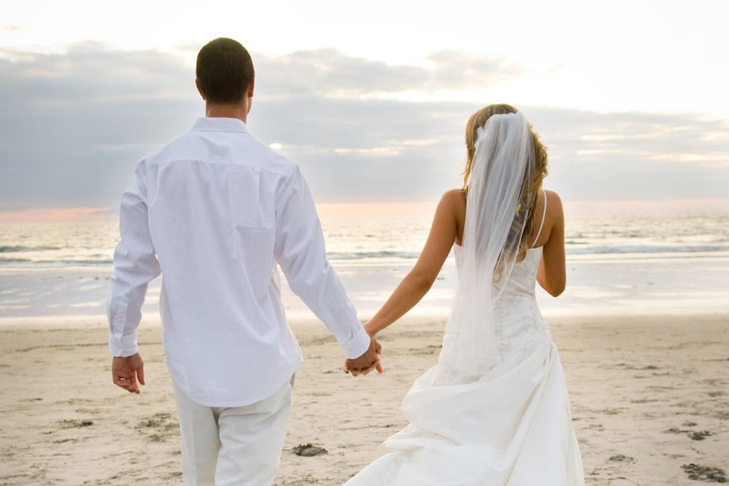 The BeachFront Villa is a great choice for romance and special occasions