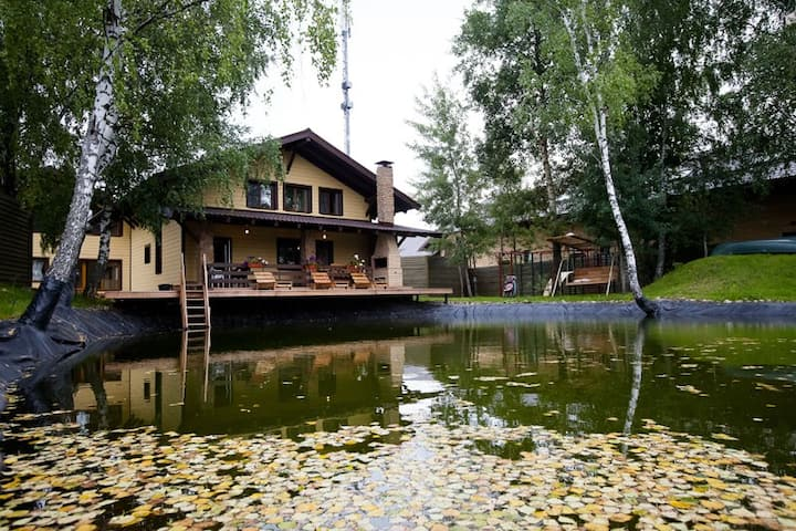 Дом в Крючково.