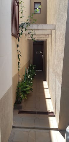 Suite em apartamento zona sul