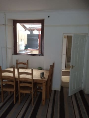Rooms near Cardiff - Senghenydd - House