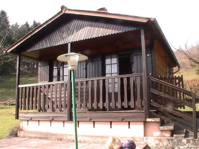 Le chalet d'Ondine Vosges Saonoise - Saint-Bresson