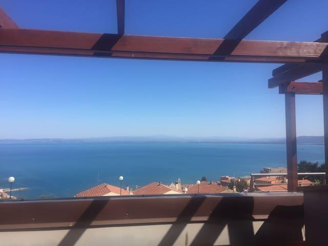 Una finestra sul mondo - Porto Santo Stefano - Byt