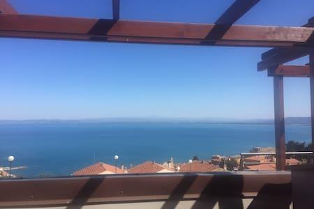 Una finestra sul mondo - Porto Santo Stefano - 公寓