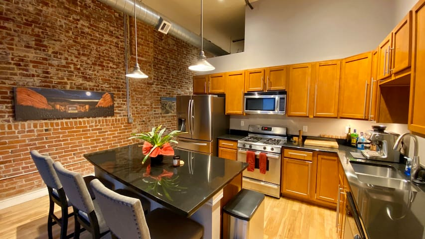 True Downtown Denver Living in a Great Location