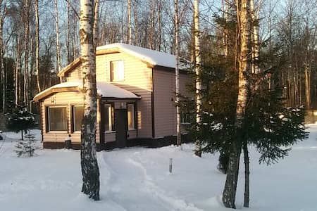 Close to Moscow - Great Location - 莫斯科 - 自然小屋