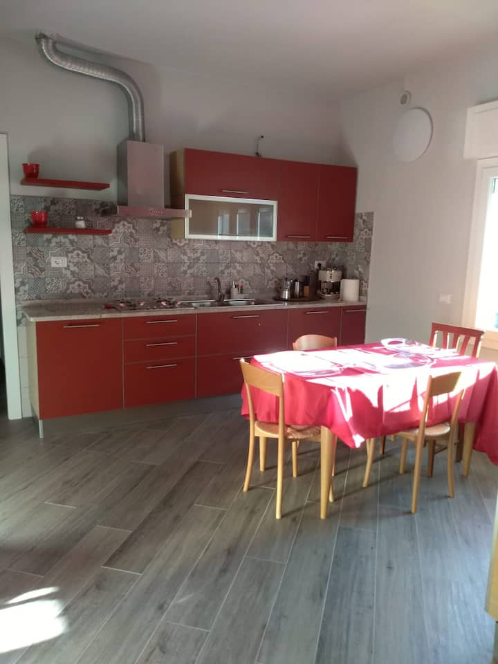 Appartamento 1 TOM & JERRY -Anna-