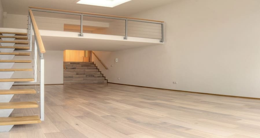 Luxury loft with garage and garden - Prag
