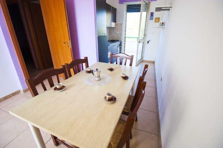 Appartamento Rimembranze, a 50 metri dal mare. - Torre San Giovanni - Pis