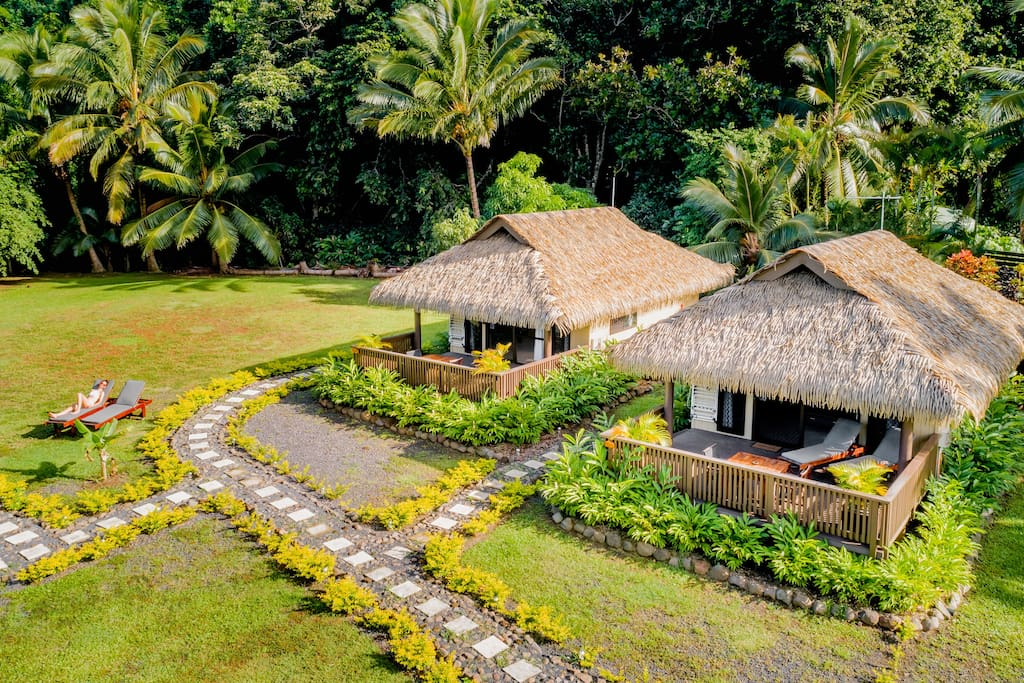 Our two exclusive villas