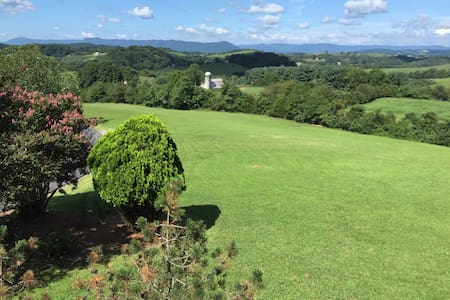 Guest House Overlooking Valley and Mountains - Lexington - Apartmen