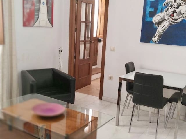 Apartment in the Historic Center of Cordoba PLN
