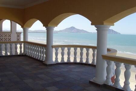 Beach Front Condos - Second Floor - San Felípe - 公寓