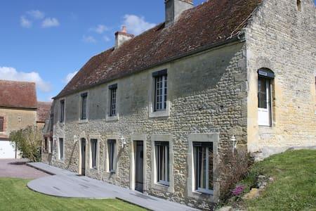 Belle maison en pierre - Magny-la-Campagne - Casa